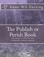 The Publish or Perish Book (pbk)