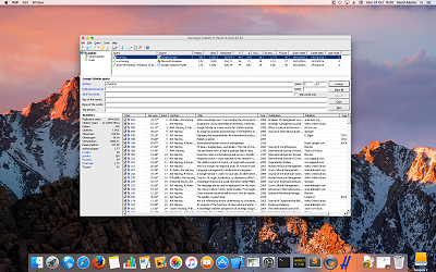 PoP on Mac OS X